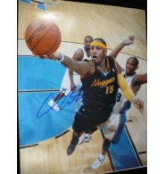 Anthony, Carmelo Signed 11x14