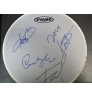 B-52's, The Signed 12in. Drumhead