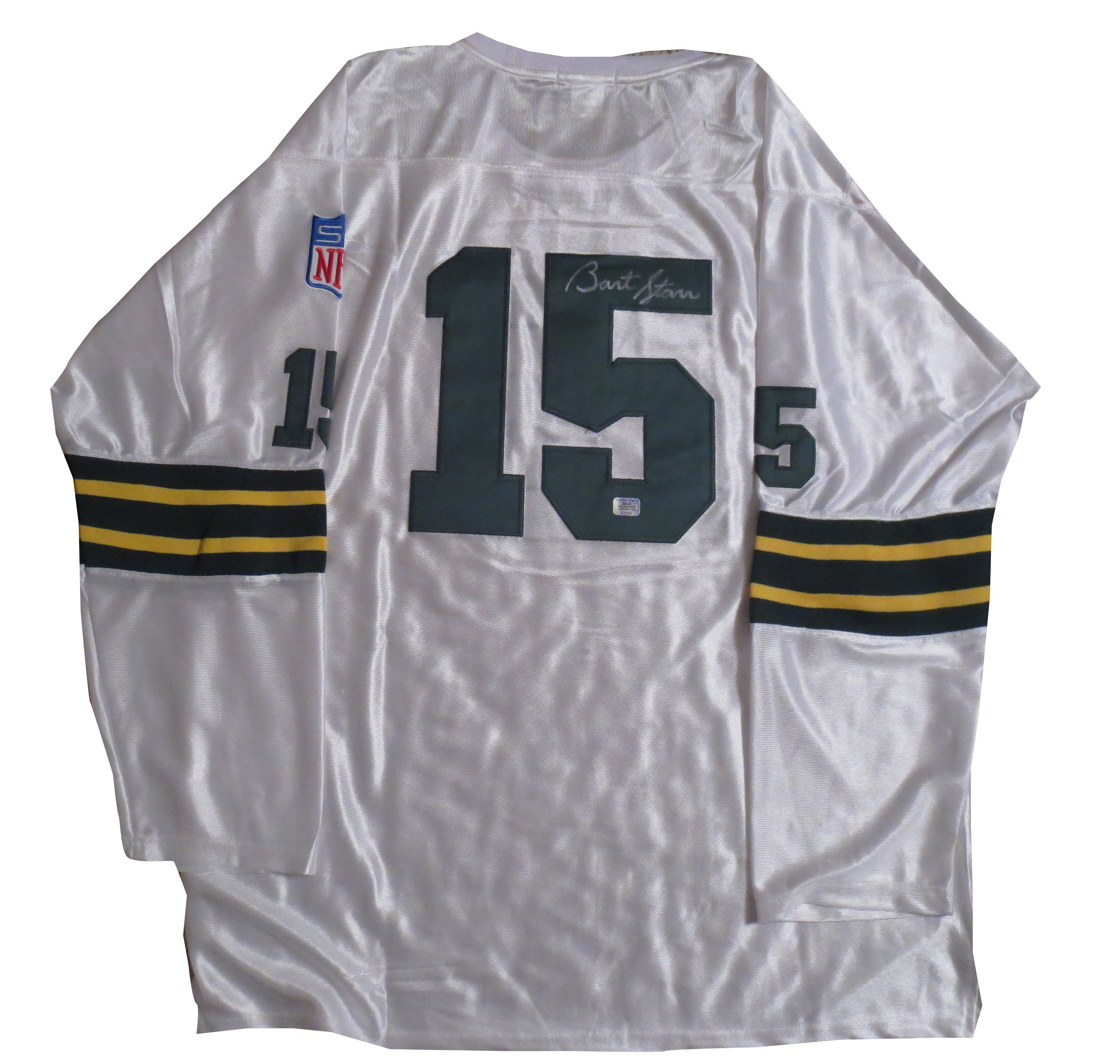 Bart Starr Signed Packers Jersey from Powers Autographs  supplier