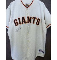 Bonds, Barry (San Francisco Giants) Signed Replica San Francisco Giants Jersey size XL