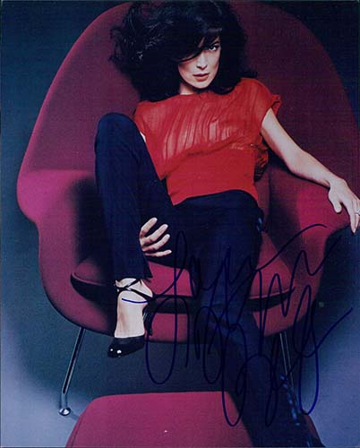 Boyle, Lara Flynn Signed 8x10 Photo.
