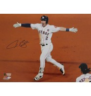Bregman, Alex (Houston Astros) Signed 16x20 Photo. (Tristar Authenticated)