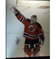 Brodeur, Martin (New Jersey Devils) Signed 11x14 Photo
