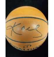 Bryant, Kobe Signed Spalding Indoor/Outdoor Basketball