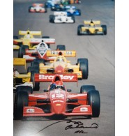 Calkins, Buzz Signed 11x14 Photo
