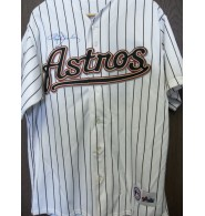 Clemens, Roger (Houston Astros) Signed Replica Jersey Size Large