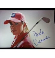 Creamer, Paula Signed 12x18 Photo.
