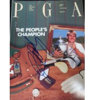 Daly, John Signed PGA Magazine (Dated 10/91)