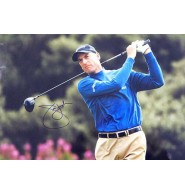 Furyk, Jim Signed 12x18 Photo.