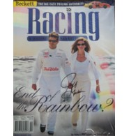 Gordon, Jeff Signed Beckett Magazine 2/2000