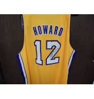 Howard, Dwight (Los Angeles Lakers) Signed Los Angeles Lakers Replica Jersey Size XL