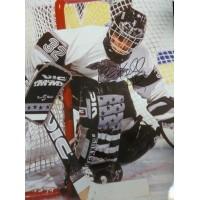 Hrudey, Kelly (Los Angeles Kings) Signed 16x20 Photo