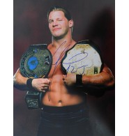 Jericho, Chris Signed 11x14 Photo.
