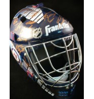 Jets, Winnipeg (2010-11) Signed Authentic Goalie Mask By the 2010-11 Winnipeg Jets Team