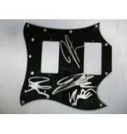 Kings of Leon Signed Pickguard