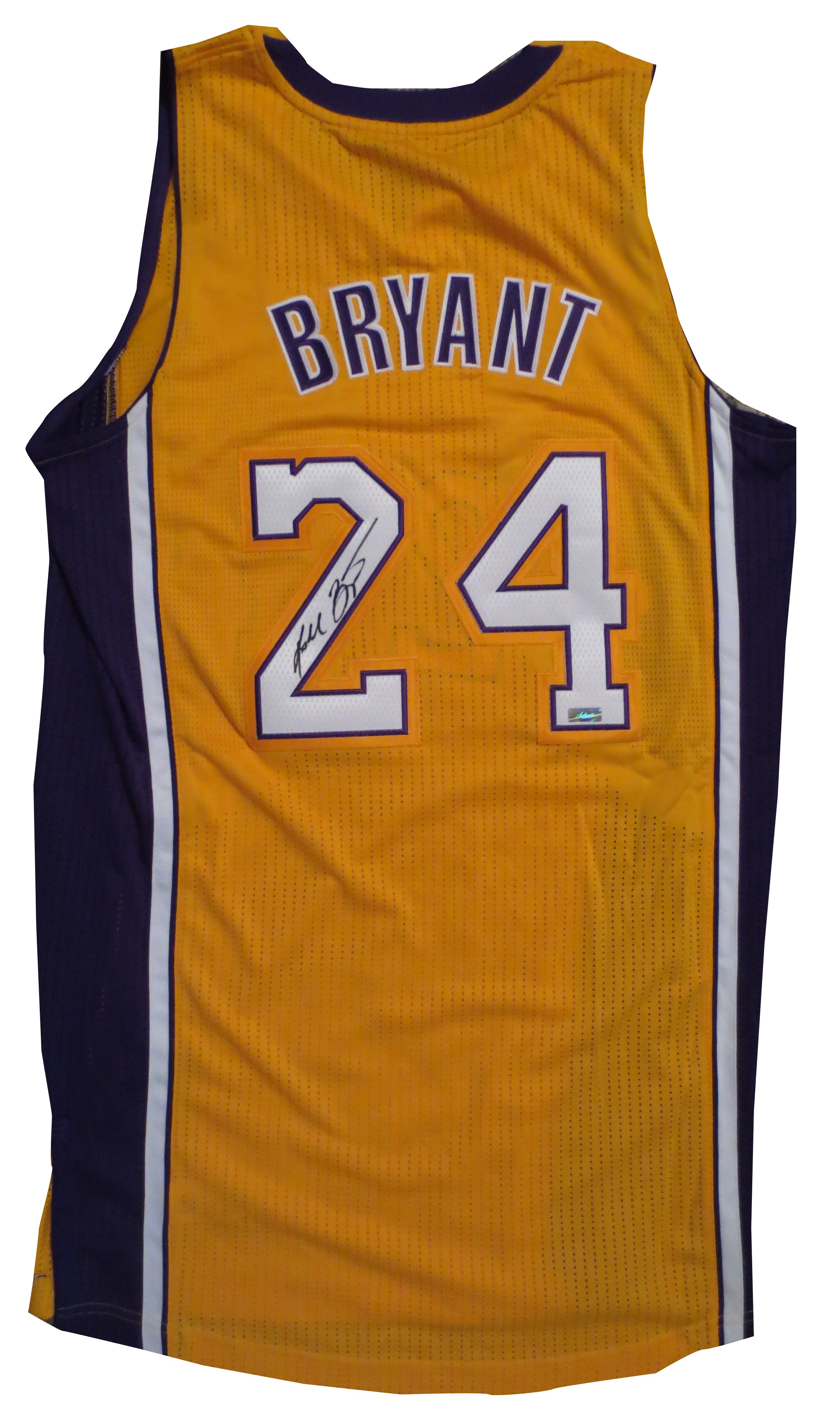 Signed kobe jersey for sale cheap