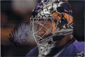 Labarbera, Jason Signed 8x12 Photo (Can be cut down to make an 8x10)