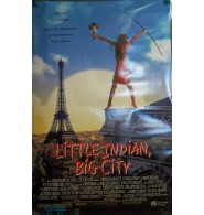 Little Indian, Big City Unsigned Double Sided 27x40 Original Movie Poster