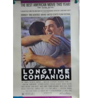 Longtime Companion Unsigned Single Sided 27x40 Original Movie Poster