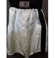 Patterson, Floyd Signed Ringside Boxing Trunks.