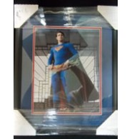 Routh, Brandon (Superman Returns) Signed 11x14 photo in frame ready to display