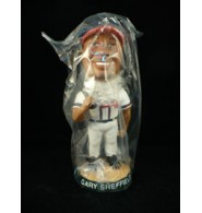 Sheffield, Gary Official Atlanta Braves 2002 Gary Sheffield Stadium Bobble Head