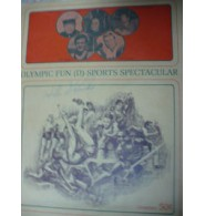 Shoemaker, Willie Signed 1968 Olympic Fun (D) Sports Spectacular Program (Issued 3/27/68)