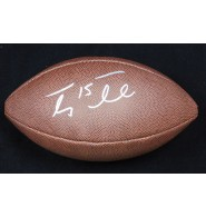 Tebow, Tim Signed Wilson Super Grip Football