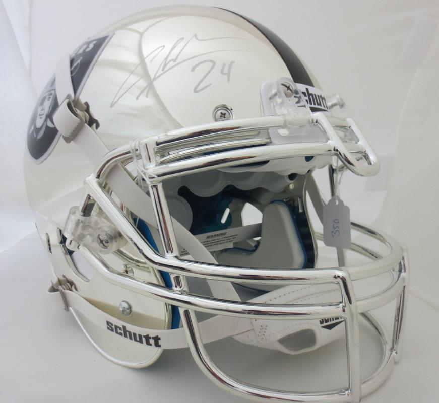 Oakland Raiders Helmet License Plate