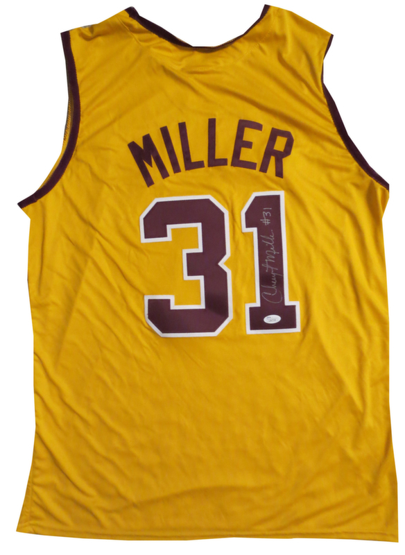 Cheryl Miller Signed USC Jersey from Powers Autographs