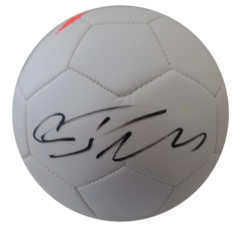 Cristiano Ronaldo Autographed Real Madrid Authentic Nike Signed Soccer Ball  Futbol PSA DNA COA 1 019475944