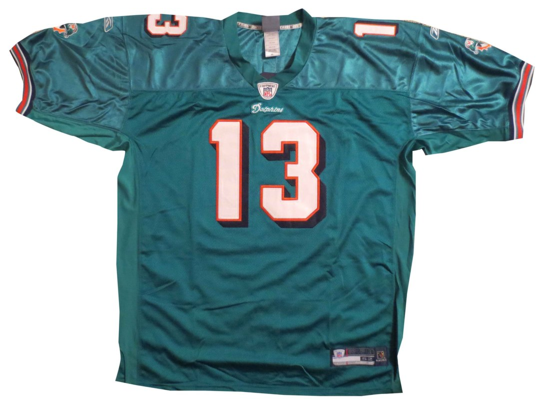 competitive price b77a5 17a81 Dan Marino Signed Dolphins Jersey from Powers Autographs