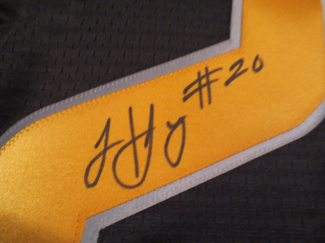 Henry Josey Signed Missouri Jersey from Powers Autographs