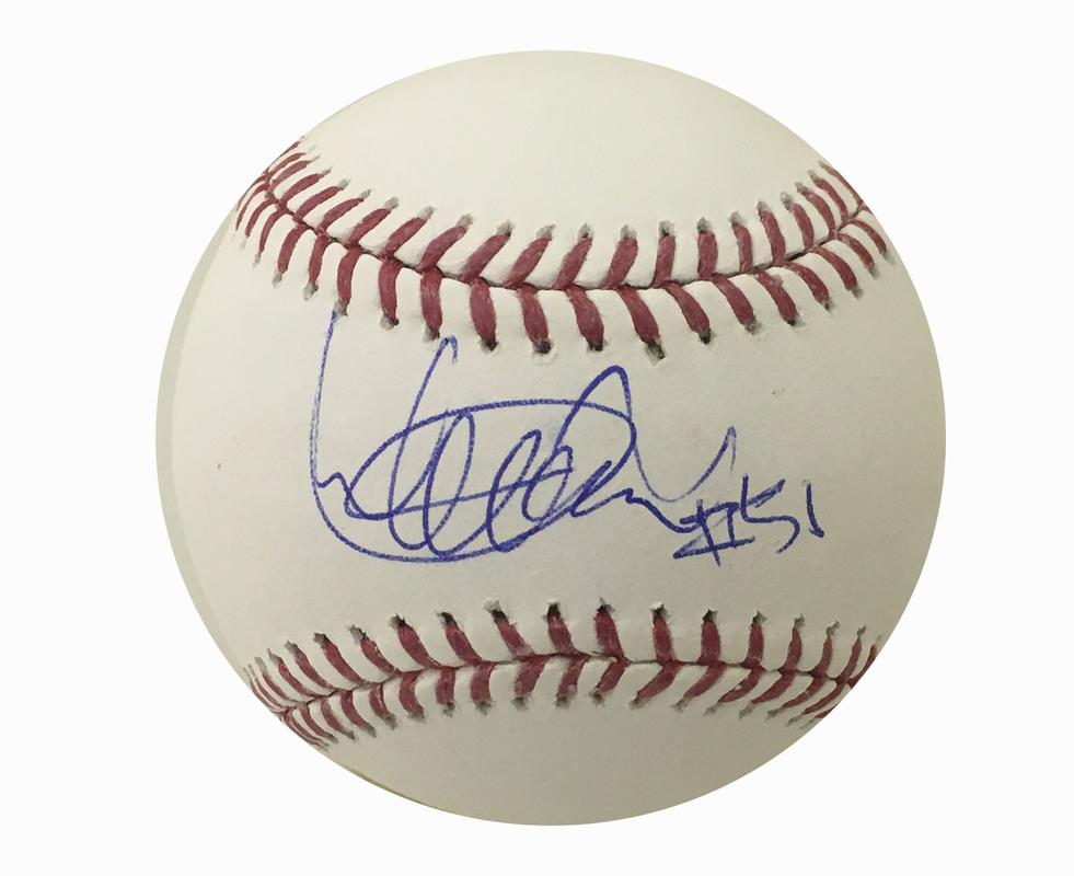 Ichiro Suzuki Autographed MLB Signed Authentic Baseball 3000 Hit JSA