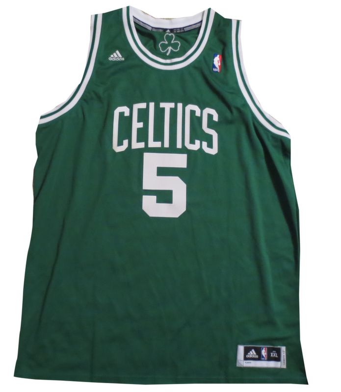 Kevin Garnett signed Celtics jersey from Powers Autographs 2e5677103