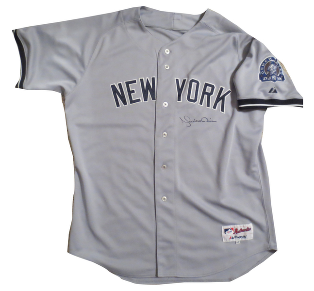 quality design 1f760 e108b Mariano Rivera Signed Yankees Jersey from Powers Autographs