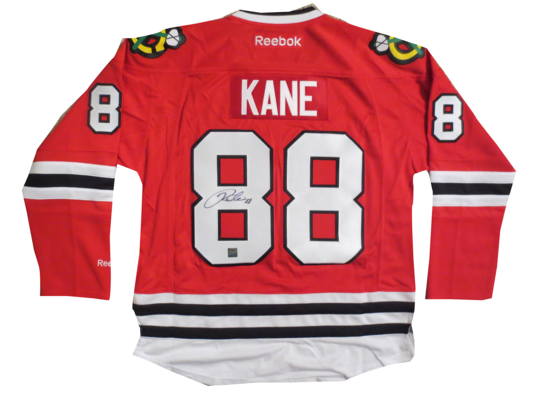Patrick Kane Signed Blackhawks Jersey from Powers Autographs e306241d4