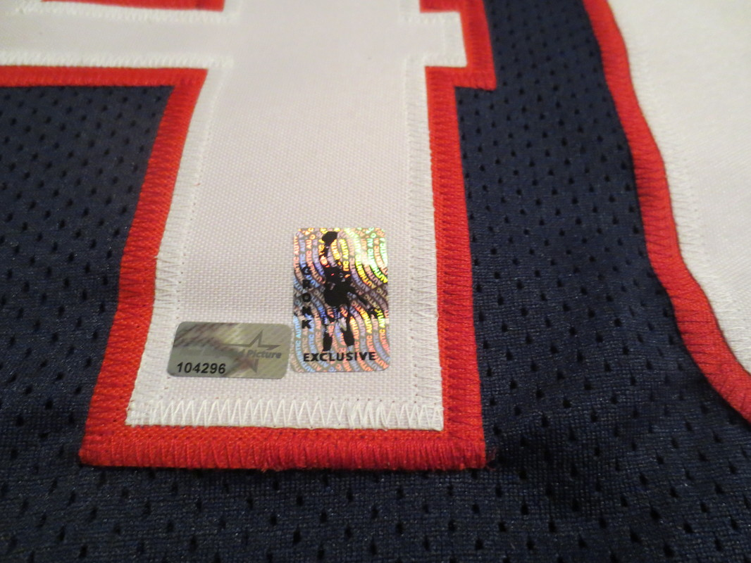 Rob Gronkowski Signed Arizona Jersey from Powers Autographs