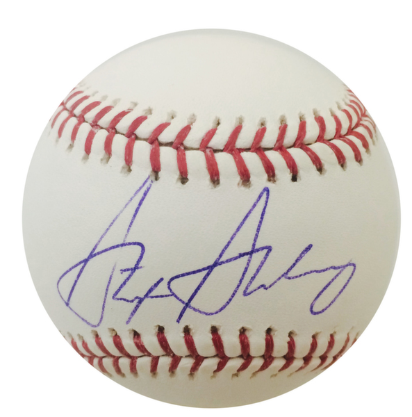 Stephen Strasburg Autographed MLB Signed Baseball PSA DNA ...